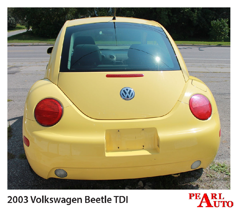 2003 volkswagen beetle tdi related infomation specifications weili automotive network. Black Bedroom Furniture Sets. Home Design Ideas